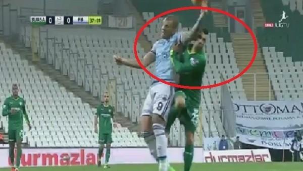 Hamza Hamzaoğlu'nu çıldırtan pozisyon
