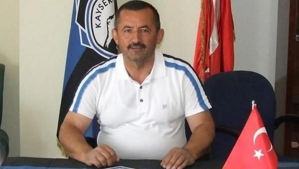 Kayseri Erciyesspor taraftarından yönetime uyarı