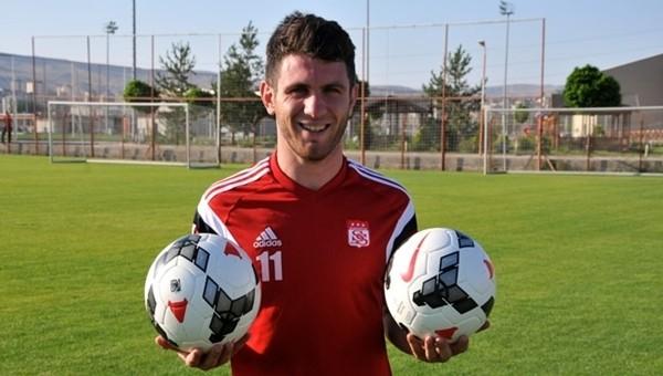 Kayseri Erciyesspor'a Sivasspor'dan son dakika transferi