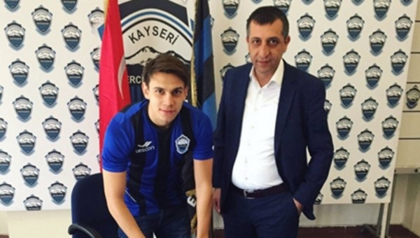 Kayseri Erciyesspor'a Süper Lig'den takivye