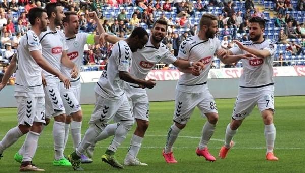 Konyaspor'da galibiyet sevinci - Süper Lig Haberleri