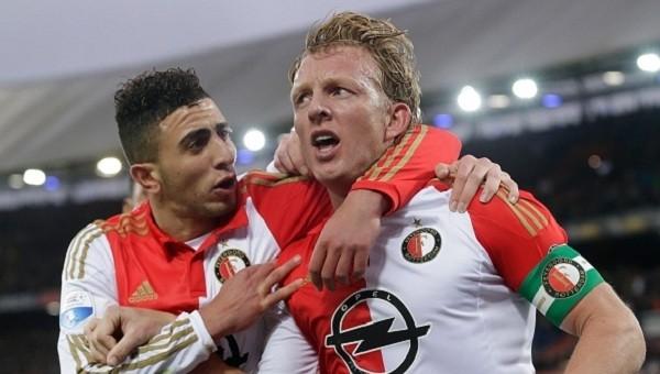 Kuyt gollere devam ediyor! - Hollanda'da attığı goller