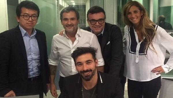 Lavezzi, Ersan Gülüm'ün takım arkadaşı oldu - Çin Haberleri