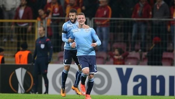 Lazio golü attı, eski Fenerbahçeli sevindi!