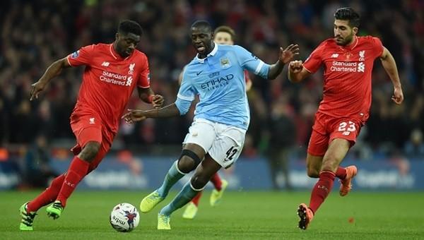Lig Kupası Manchester City'nin!
