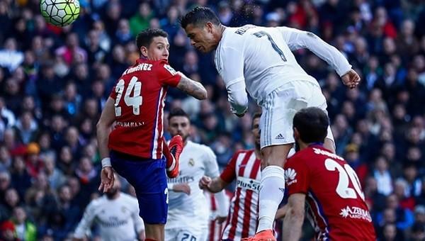 Real Madrid - Atletico Madrid maçı özeti ve golü