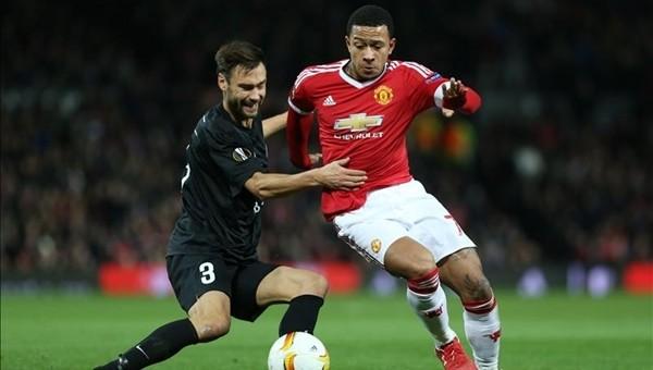 Manchester United turu Midtjylland'e yar etmedi