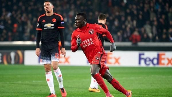 Manchester United'a bir şok da Danimarka'dan!