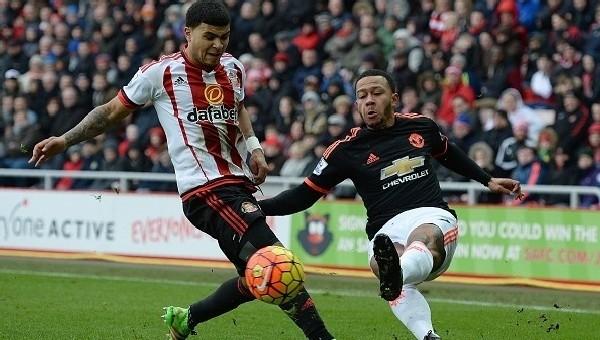Manchester United'a Sunderland çelmesi