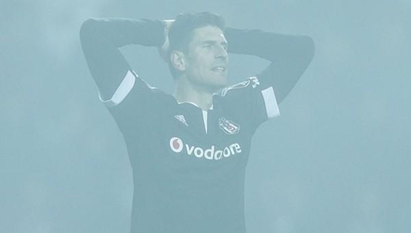 Mario Gomez'den Şenol Güneş'e ŞOK tepki