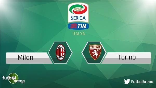 Milan - Torino maçı saat kaçta, hangi kanalda?