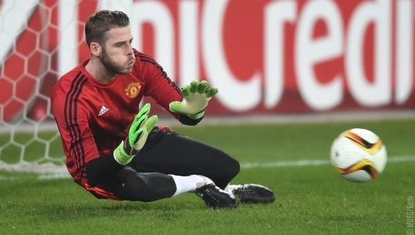 Manchester United'da De Gea şoku