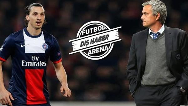 Mourinho ve Ibrahimovic bir araya mı geliyor?