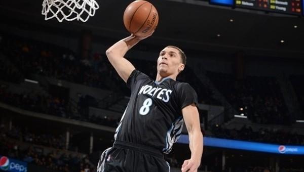 NBA All-Star'da Zach LaVine'nin smacı - İZLE