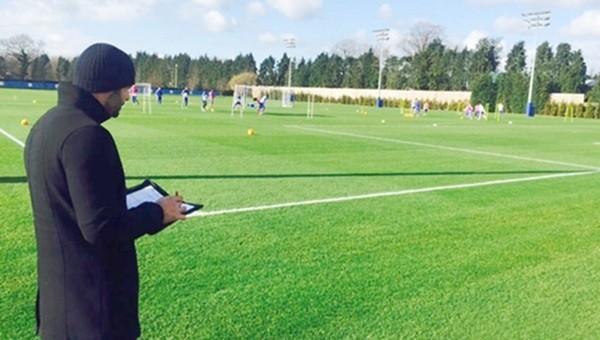 Ömer Erdoğan Chelsea'de - Süper Lig Haberleri