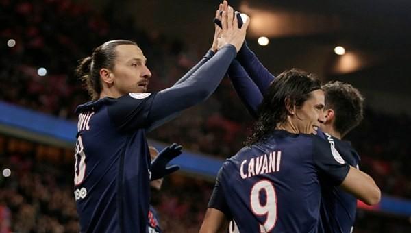 Paris Saint-Germain yine galip