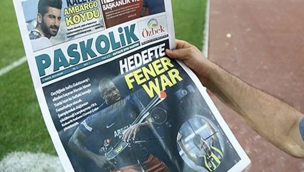 Paskolik Gazetesi'nin cezası belli oldu - Mersin Haberleri