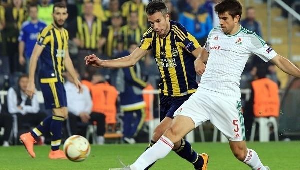 Pereira'ya Van Persie eleştirisi - Fenerbahçe Haberleri