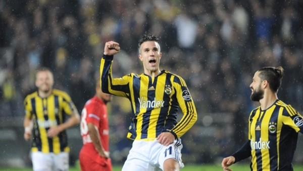 Robin van Persie'den taraftarlara büyük övgü - Fenerbahçe Haberleri