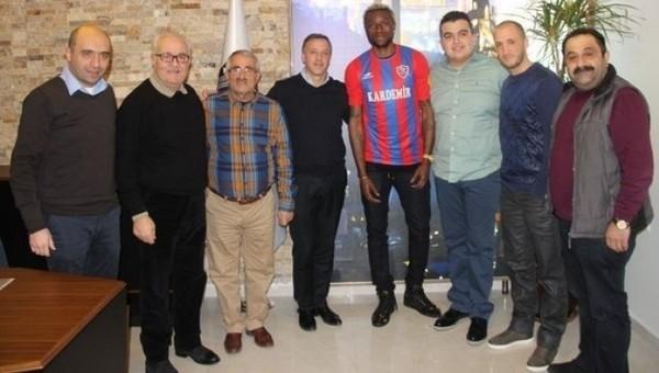Şampiyonlar Ligi'nden PTT 1. Lig'e transfer