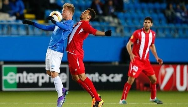 Sevilla mağlubiyete rağmen turladı