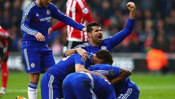 Southampton - Chelsea maçının öyküsü