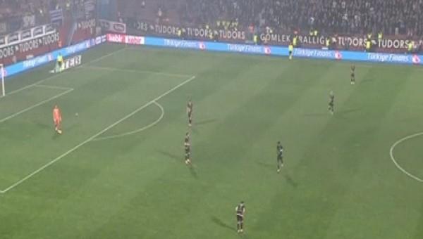 Trabzon-Osmanlı maçında SKANDAL hata!