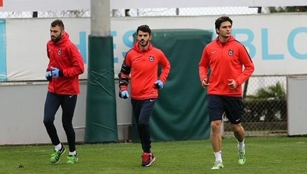 Trabzonspor'da sakatların son durumu - Süper Lig Haberleri