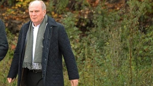 Uli Hoeness cezaevinden çıktı - Bayern Münih Haberleri