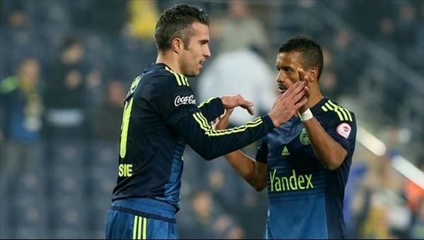 Van Persie ve Nani'den Braga değerlendirmesi - Fenerbahçe Haberleri