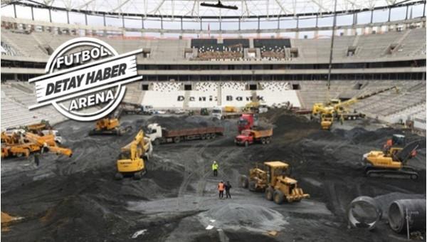 Vodafone Arena'da canlı yayın kesildi