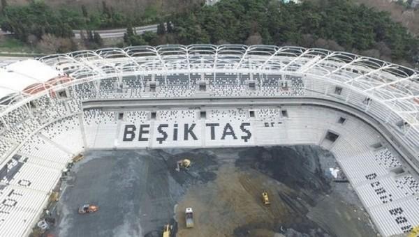 Vodafone Arena'da son durum - Beşiktaş Haberleri
