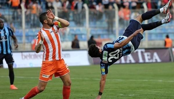 Adana derbisi Adanaspor'un!