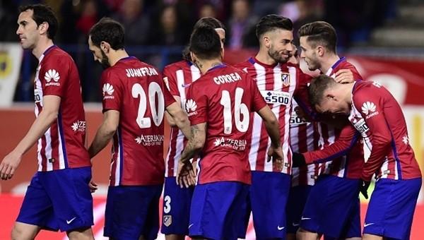 Atletico Madrid takibi bırakmıyor