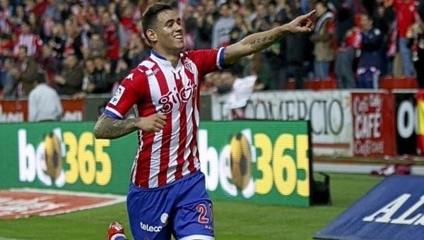 Sporting Gijon - Atletico Madrid maç özeti ve golleri