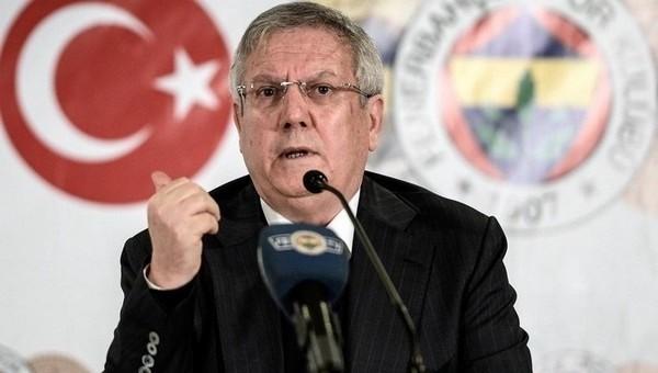 Aziz Yıldırım'dan Galatasaray'a OLAY sözler