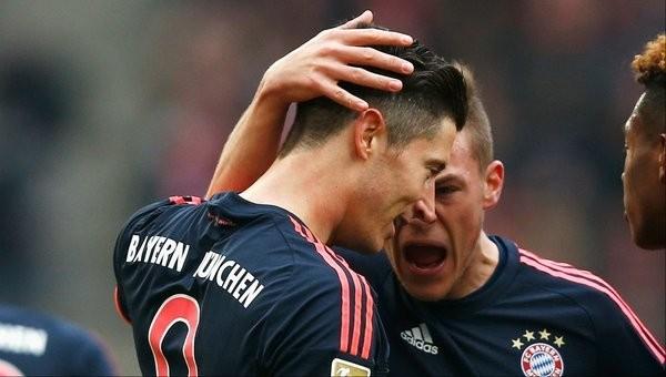 Bayern Münih, Köln'ü devirdi