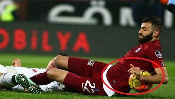 Beşiktaş'ın penaltı isyanı! Mario Gomez...