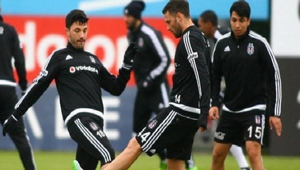 Beşiktaş'ta Jose Sosa sevinci - Süper Lig Haberleri