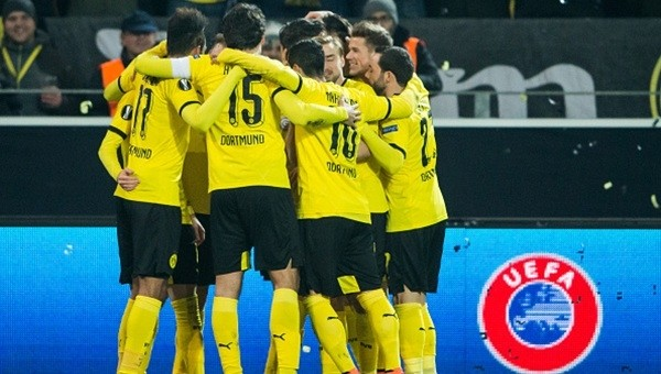 Borussia Dortmund, Tottenham'ı bitirdi