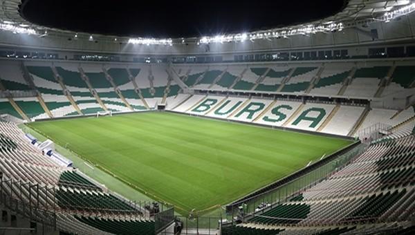 Bursaspor'a yeni stadı uğurlu geldi - Süper Lig Haberleri