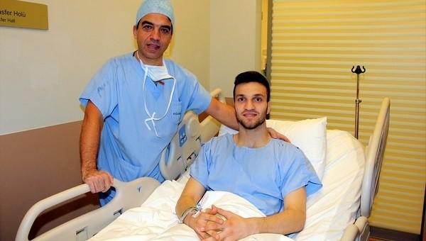 Bursaspor'da iki futbolcu sezonu kapattı