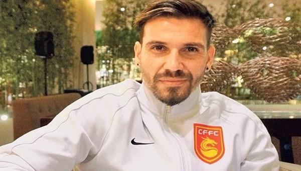 Ersan Gülüm'ün Çin'de attığı gol - İZLE