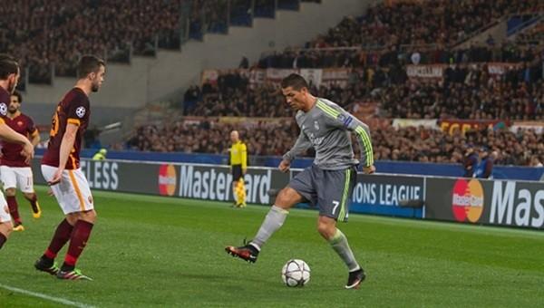 Cristiano Ronaldo, Roma'ya acımıyor - Şampiyonlar Ligi Haberleri