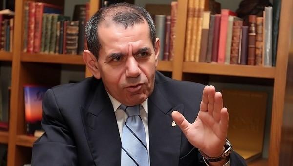 Dursun Özbek'ten Mustafa Denizli açıklaması