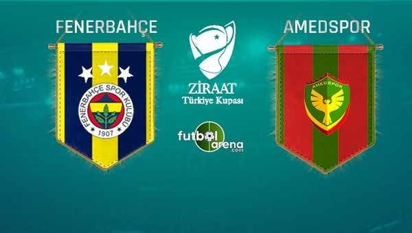 Fenerbahçe - Amed Sportif maçı saat kaçta, hangi kanalda?