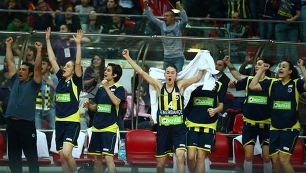 Fenerbahçe Final Four'da!