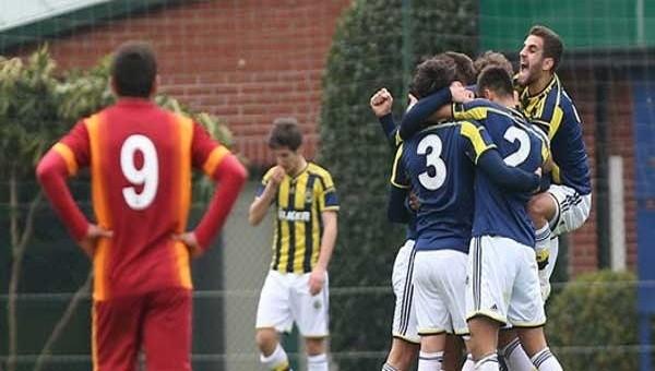 Fenerbahçe'den Galatasaray'a büyük fark