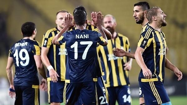 Fenerbahçeli futbolcular Braga öncesi iddialı