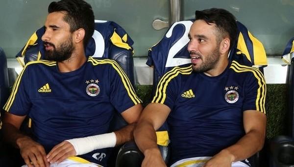 Fenerbahçe'nin müthiş ikilisi! Unutturdular...